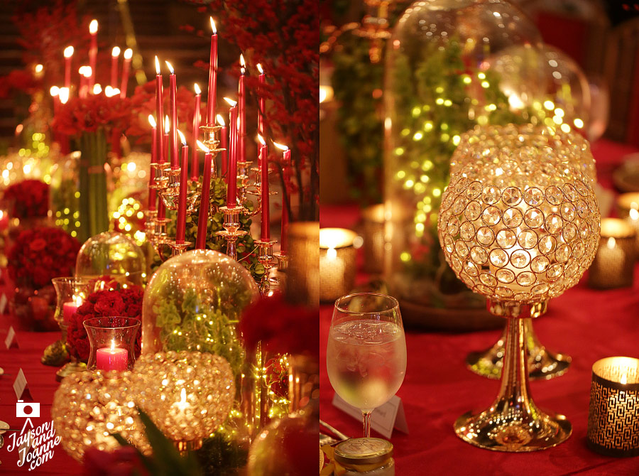 Posted in Event Styling VIP Table | 0 Comments & Christmas VIP Table Setup | Dave Sandoval