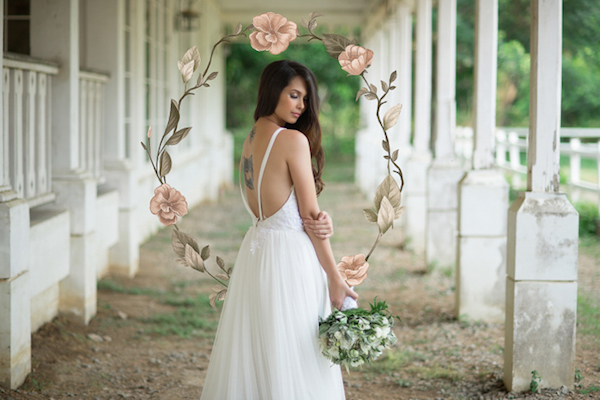 El Kabayo Subic Editorial Flowers and Styling by Dave Sandoval