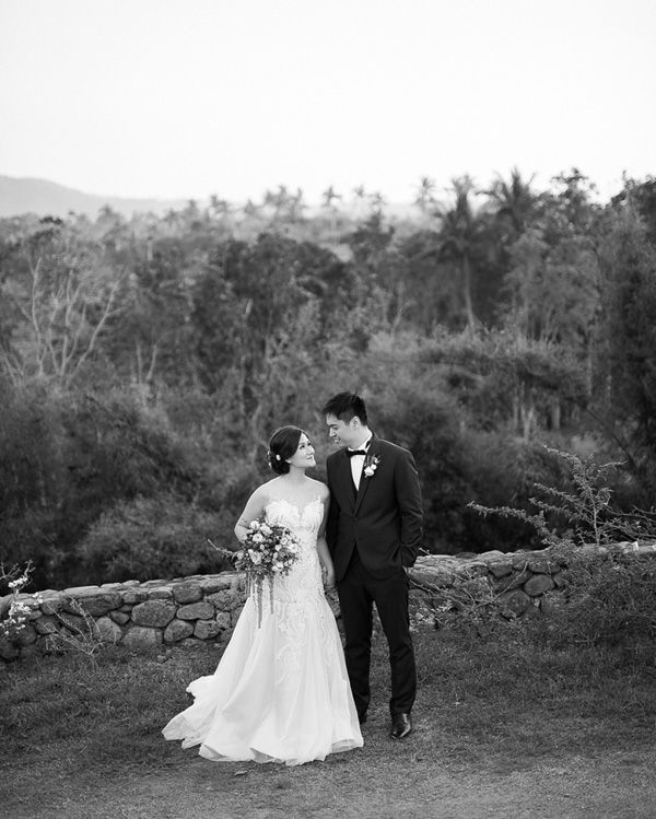 Ramon and Cha Wedding Flowers by Dave Sandoval